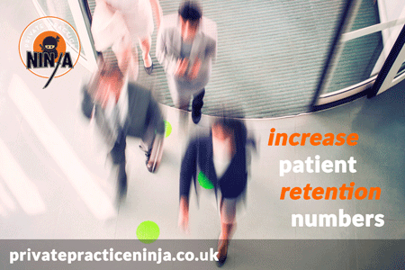 How to keep patient retention